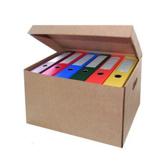 Коробка архивная А3, 480 325 295 мм