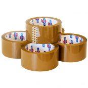 Скотч коричневый Бета-Куверт, 48мм66м45мкм (3)